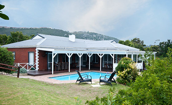 A Plettenberg Bay getaway at the 4 star Redbourne Country Lodge