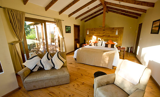 A 2 night Knysna stay at the 4 star Elephant Hide of Knysna Guest Lodge
