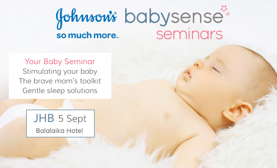 Enjoy the Baby Seminar or the Birth and Newborn Seminar in JHB