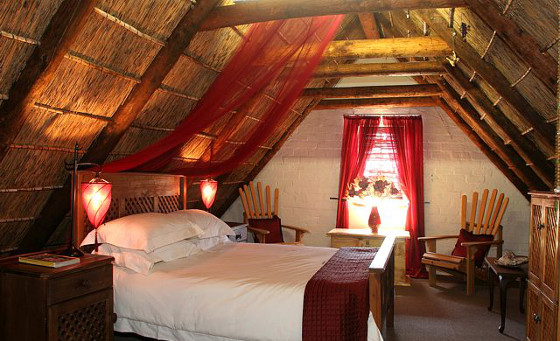 A rustic yet luxurious 2 night stay for 2 at Sandpiper Cottages