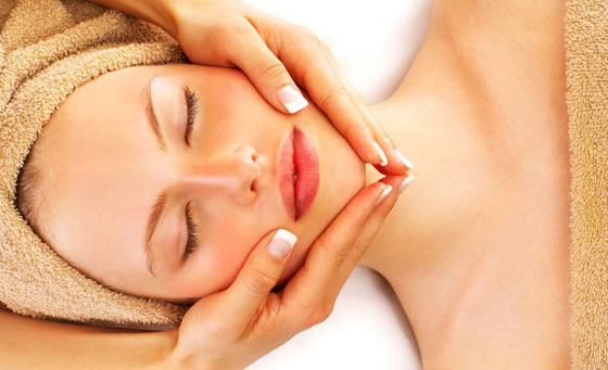 Rejuvenating facial, Indian head massage, eye treatment and more