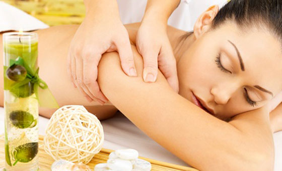Relaxing 60 minute Swedish or aromatherapy massage and more