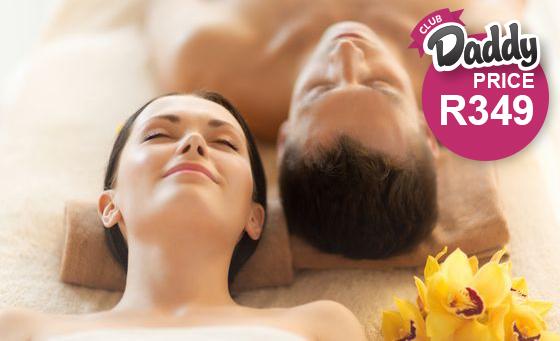 Couples spa package at Shamwari Day Spa