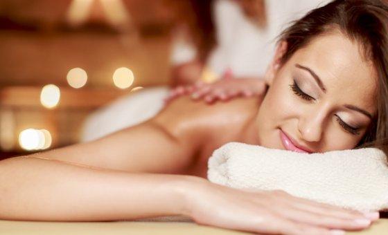Unwind with an invigorating Swedish back massage, back scrub and a pedi at Je'Taime Monica