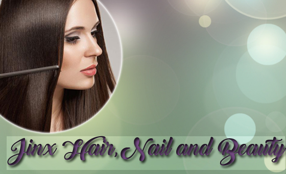 Show off your brilliant shining mane with Jinx Hair, Nail and Beauty
