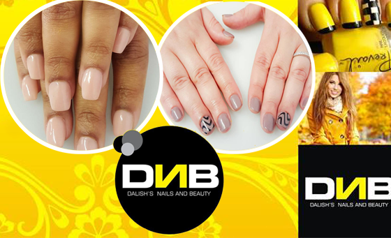 Bright, beautiful nails