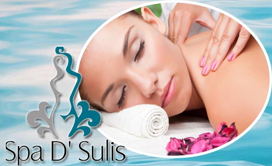 It's time to relax - unwind at Spa D'Sulis
