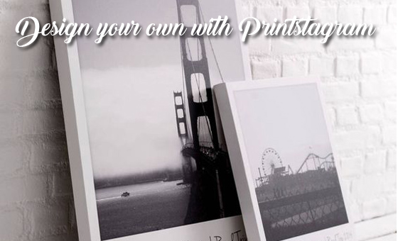 Let Printstagram help you to create colourful works of art on canvas