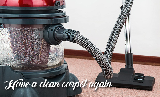 Have your carpet spring cleaned and looking new again with Turbo Kleen