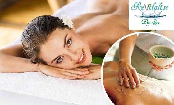 Celebrate friendship with a relaxing pamper session for 2 people at Revitalise Day Spa