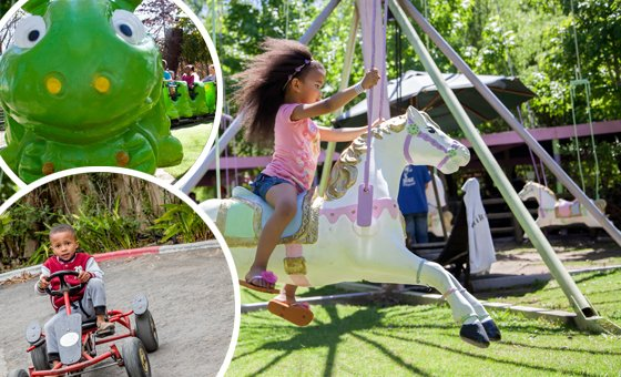 A VIP pass for 2 kids to Bugz Playpark with unlimited access to rides