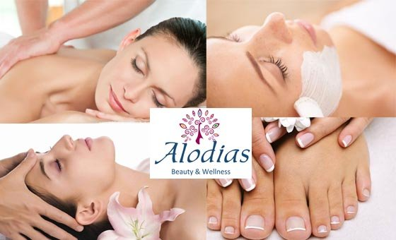 Time to relax with a friend or partner with a 1 hour 40 min spa package from Alodias Beauty and Wellness
