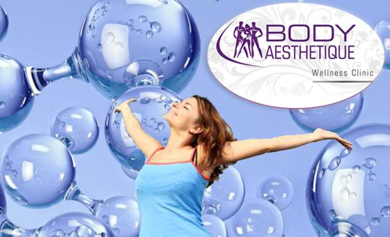 Undergo Ozone Therapy Sessions and re-energise your body with activated oxygen (O3) at Body Aesthetique. Offer includes two sessions, a drink and a bonus voucher