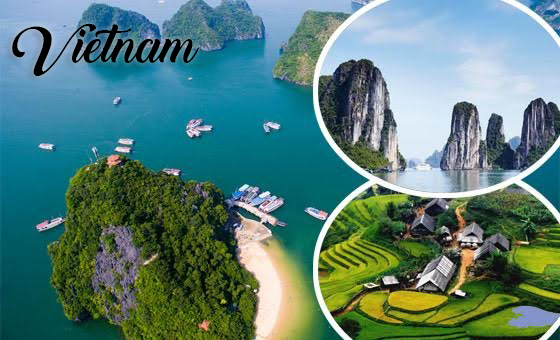 Tour North Vietnam – Hanoi, Halong and Sapa – with a 6 day, 5 night holiday package, courtesy of Halong Tours. Valid for 1 person