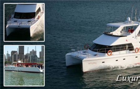Sunset Cruise for half price with Hakuna Matata Charters (save 50%)