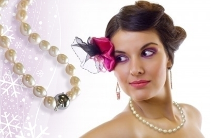 66% OFF Exotic Freshwater Pearl Necklace