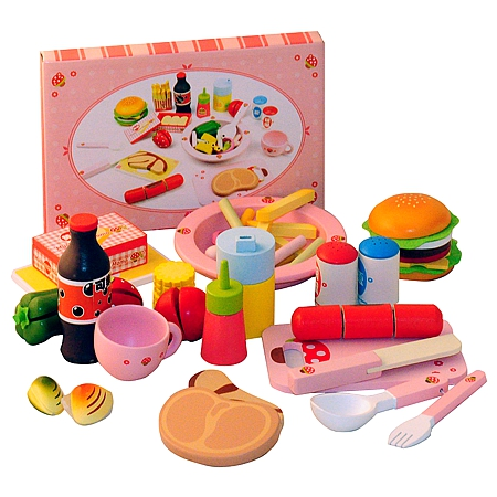 Girls Lunch Time Play Set