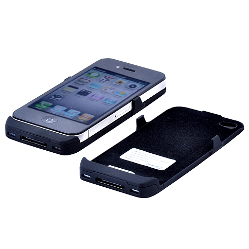 Backup Battery Charger Cover For Iphone 4 And 4s