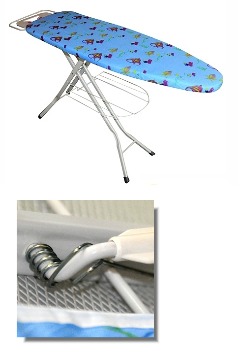 Quality Mesh Top Ironing Board