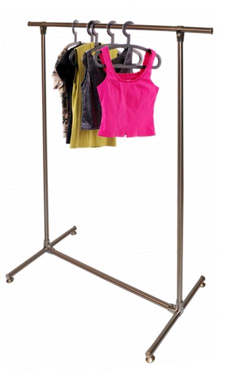 All Steel Clothes Rail