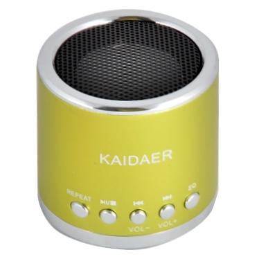 Green Kaidaer Mini Speaker