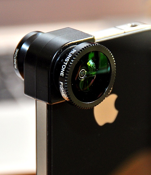 Runstone Camera 3 In 1 Lens For Iphone