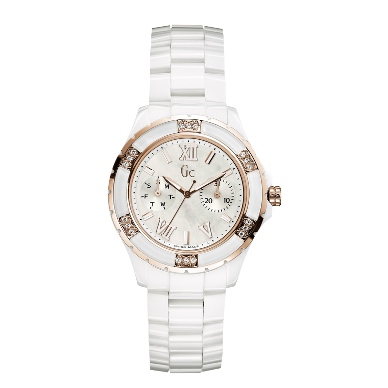 Guess Collection Gc Watches Sport Class Xl S Glam X69116l1s