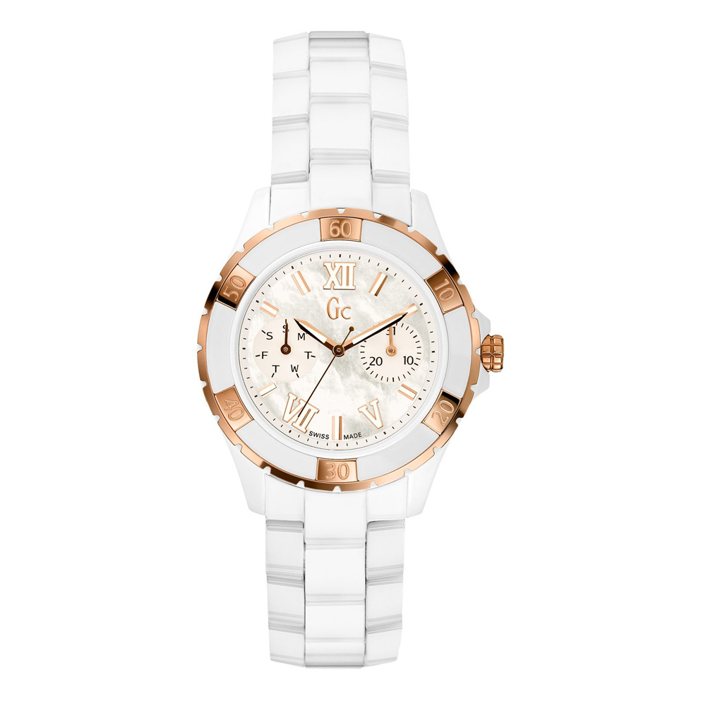 Guess Collection Gc Watches Sport Class Xl S Glam X69003l1s