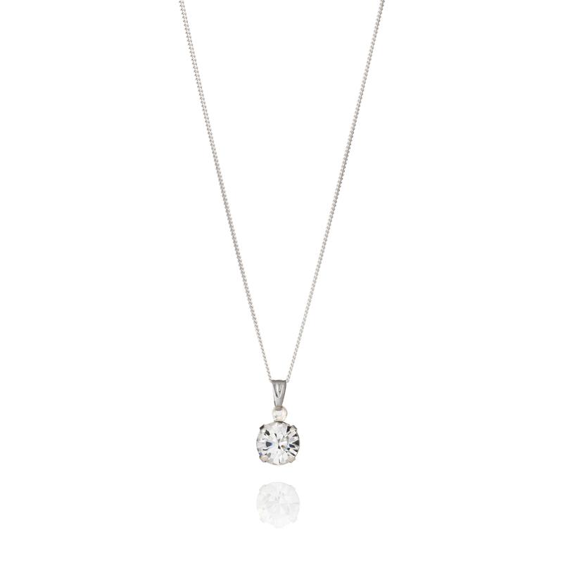Fnb Super Savers Mothers Day Diamond Style Swarovski Elements Solo Pendant