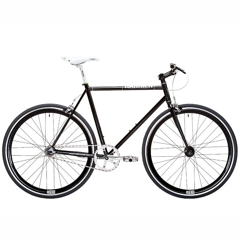 Reid Black Harrier Fixie Single Speed Large