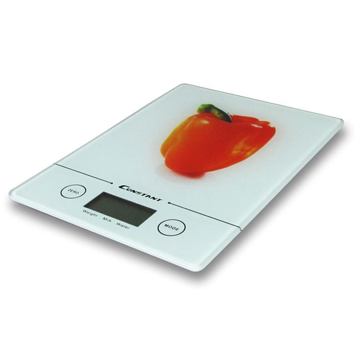 Orange Pepper Kitchen Scale