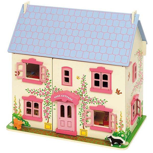 Rose Cottage Doll House