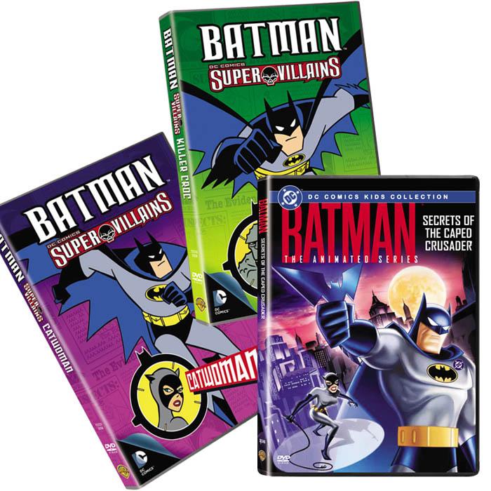 Batman 8 Disc Bundle