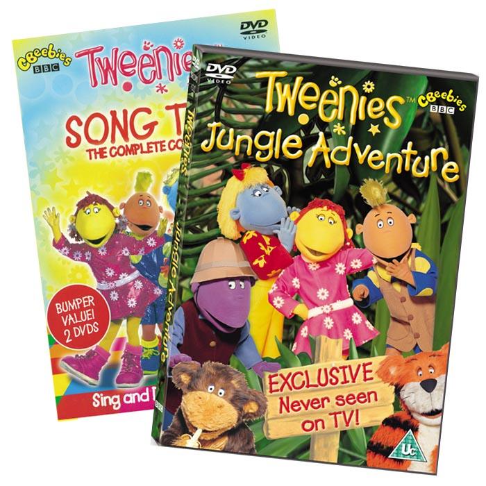 bbc Tweenies 6 Disc Collection