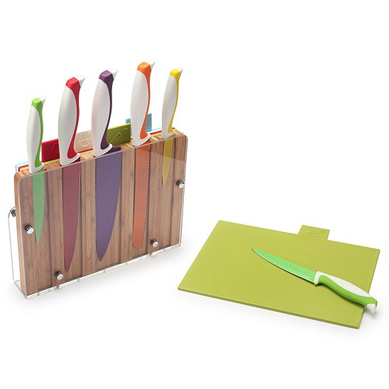 Cutting Board And Knife Set