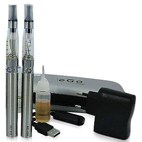Ego Ce6 Electronic Cigarette Starter Kit Silver