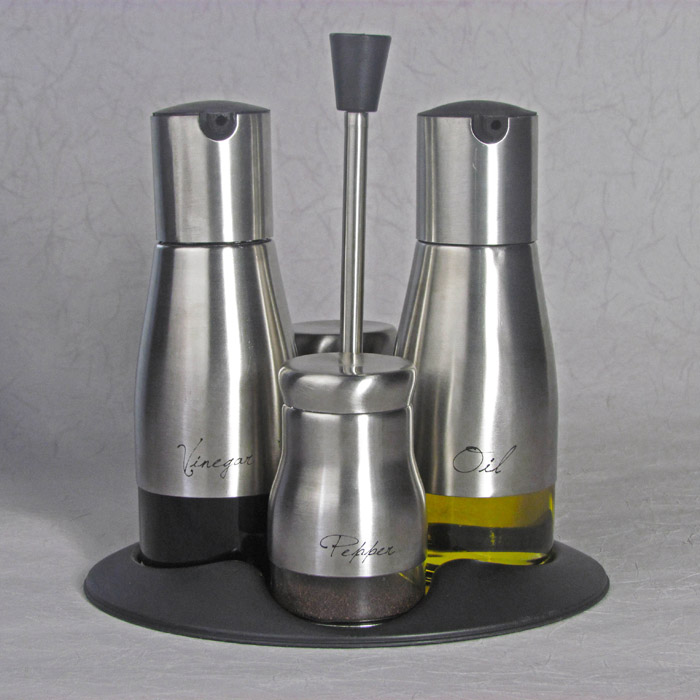 5 Piece Olive Oil Holders