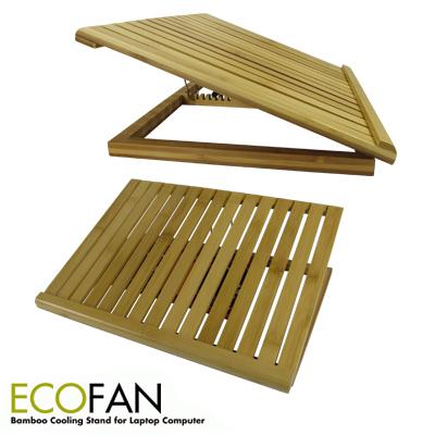Bamboo Cooling Fan
