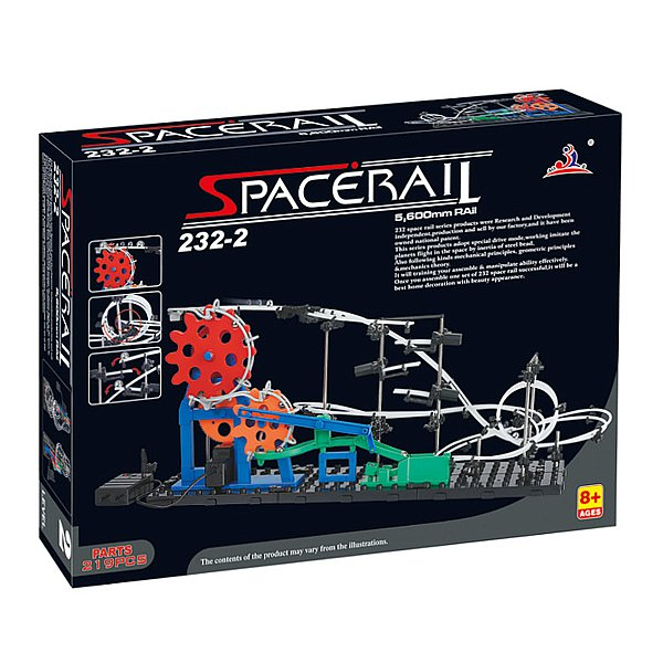 Space Rail Level 2 Style 2