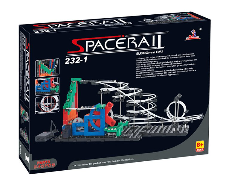 Space Rail Level 1 Style 2