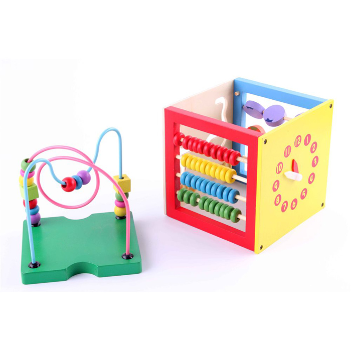Clock Wooden Toy