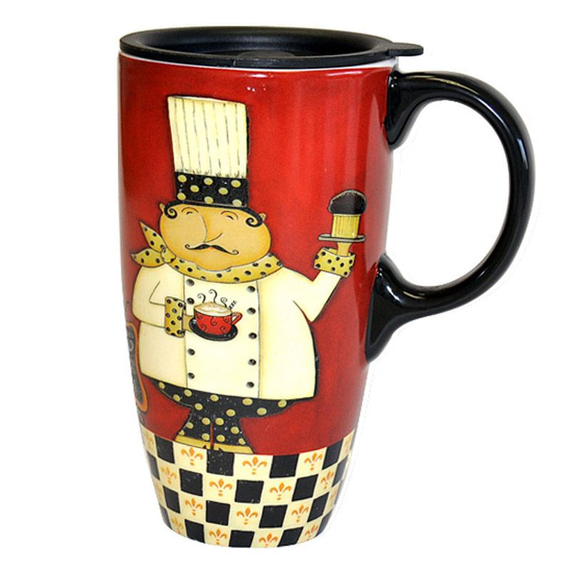 Bon Appetit Chefs Mug