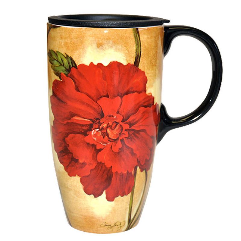 Spice Floral Mug