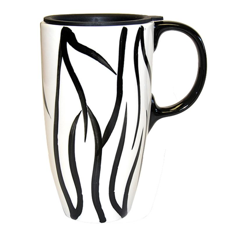 Zebra Stripes Mug