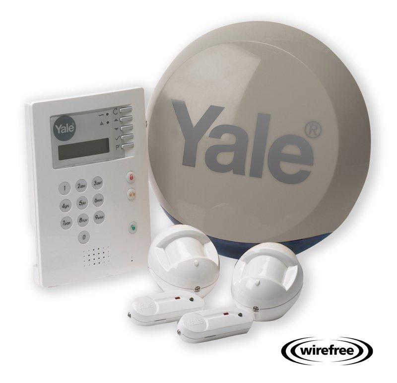 Yale Home Alarm Kit