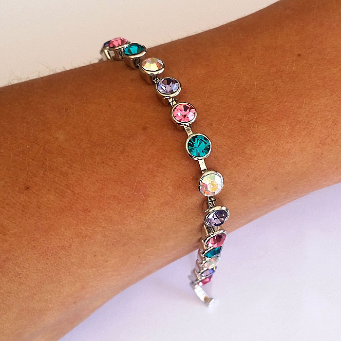 Colourful Charmer Bracelet