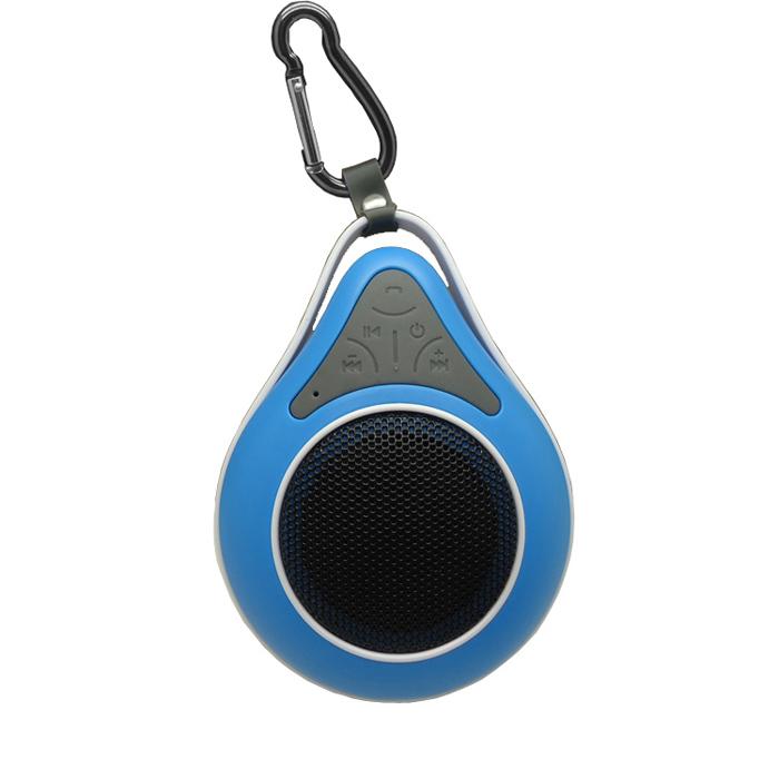 Bluetooth Waterproof Hanging Speaker Blue