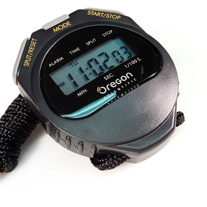 Oregon Scientific Professional Stop Watch C510b