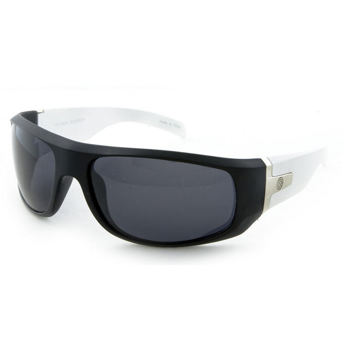 Filtrate Gents Sunglasses Halogen Black Cell