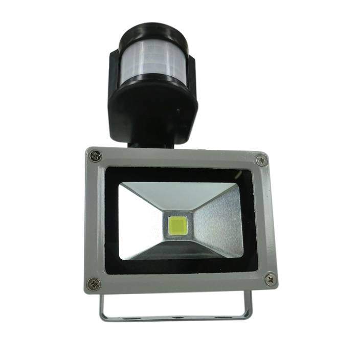 10w Outdoor Led Flood Light With Sensor